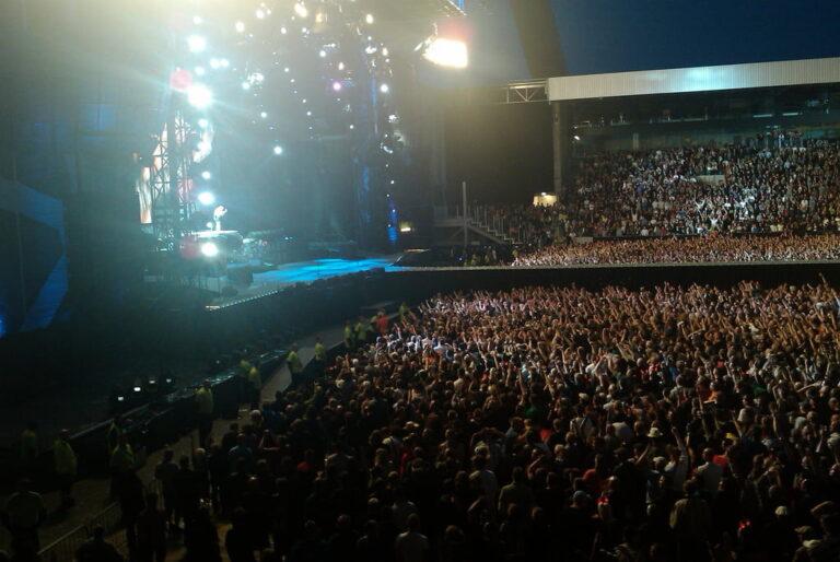 AC/DC koncert i Horsens