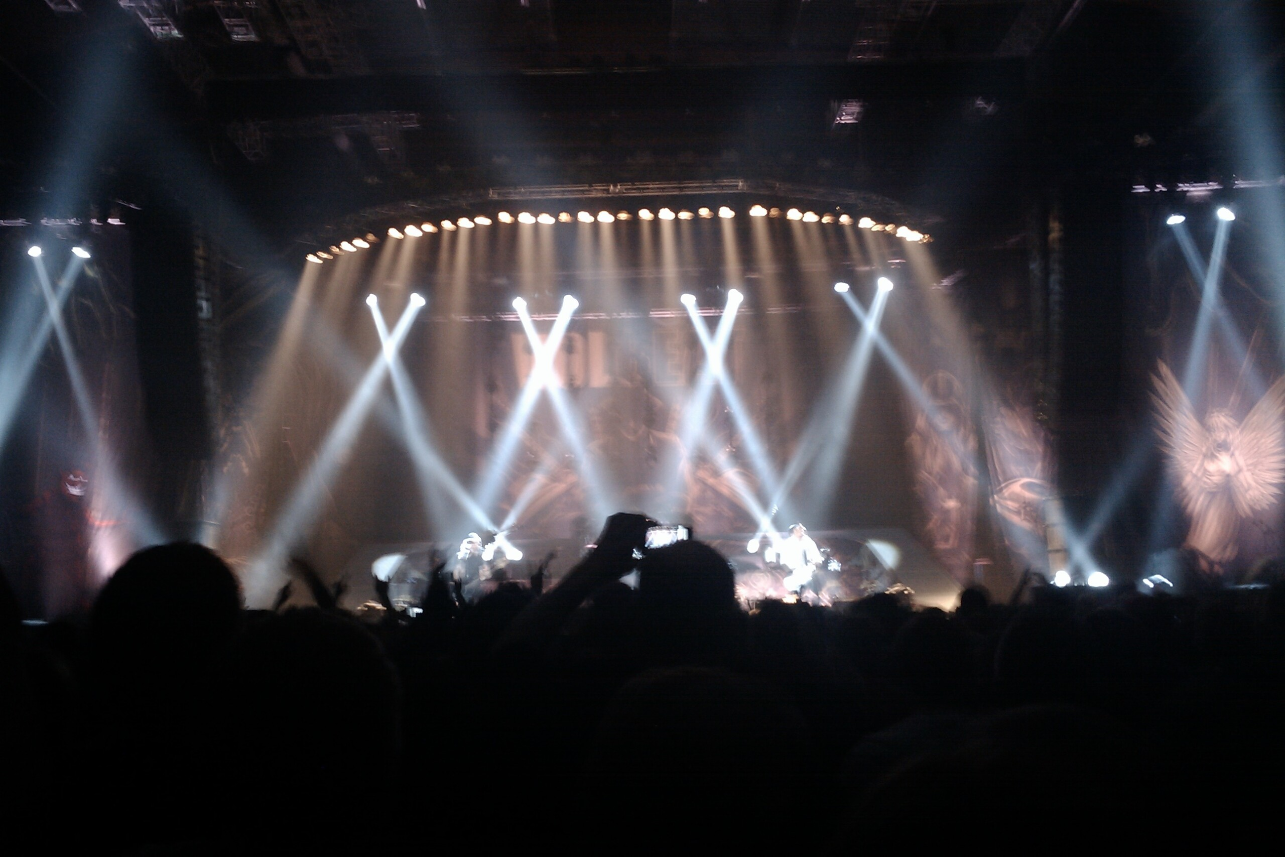 Volbeat koncert i Aalborg